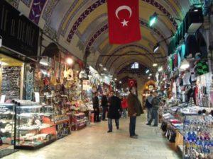 Отдых в Стамбуле в январе