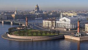 Санкт-Петербург один из лучших городов России