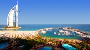Отдых в январе в Эмиратах