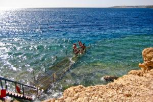 Отдых зимой на море в Египте