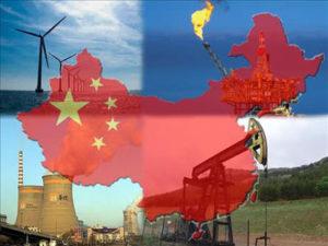 Самая быстроразвивающаяся экономика принадлежит Китаю
