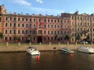 Консульство КНР в Санкт-Петербурге