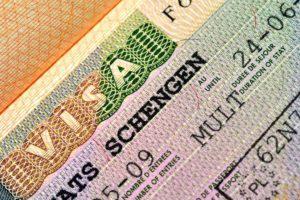 многократная шенгенская