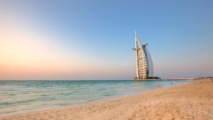 Море в Эмиратах_