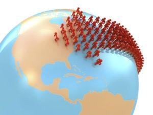 На миграцию населения