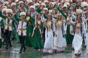 Население Туркменистана