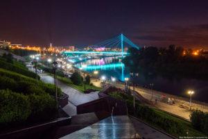 Тюмень один из лучших городов России
