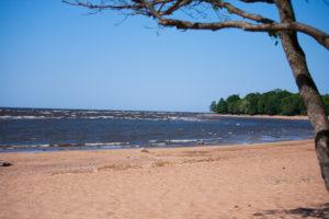 отдохнуть на берегу Финского залива