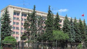 посольства КНР в Москве