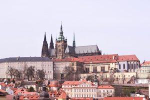 приехали в Чехию