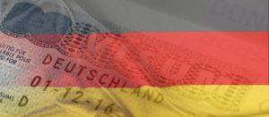 рабочую визу в Германии