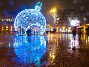 Отдых в Минске в январе