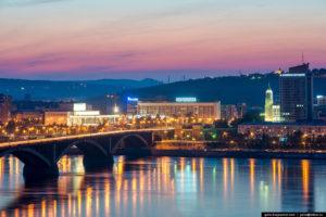 Красноярск один из лучших городов России