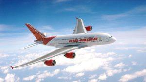 самолет в индию