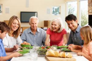 Среднестатистическая немецкая семья тратит на приобретение продуктов порядка 20% своего бюджета