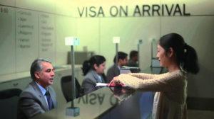 Tourist Visa On Arrival (TVoA)