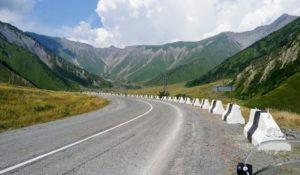 въезжать в Южную Осетию