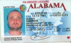 водительские права в сша