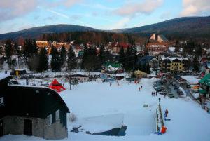 Зимние курорты в Чехии