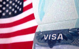 американской визы