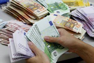 евро много