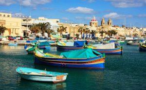 на Мальту зимой