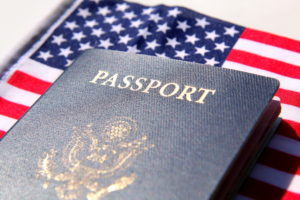 гражданином США
