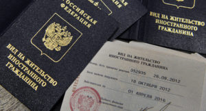 как получить вид на жительство в россии