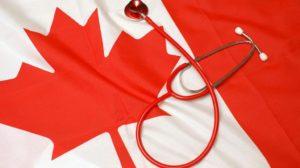 Медицинское обеспечение в канаде_