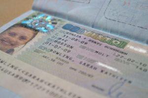 оформить визу в Италию