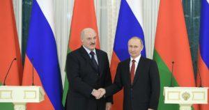 Вместе с Россией Беларусь образует единый союз, договор о котором был подписан еще в 1997 году