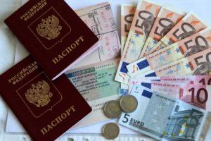 Виза шенген сроки и стоимость