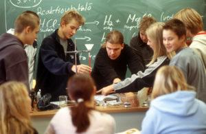 Среднее профессиональное образование В Финляндии