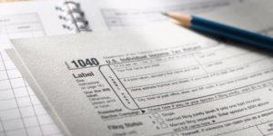 в налоговой декларации сша