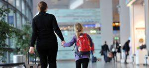 Выехать с несовершеннолетним ребенком