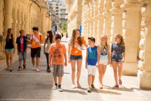 языковые школы на Мальте