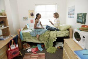 Жизнь в немецком студенческом общежитии значительно дешевле: 200-300 долларов в месяц